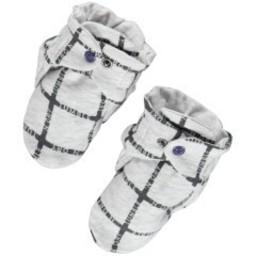 Tumble n Dry *Chaussons Fai de Tumble N Dry/Tumble N Dry Fai Slippers, Gris/Grey, Taille 2/Size 2