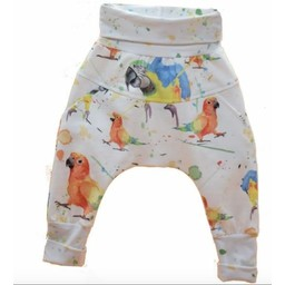 Little Yogi Little Yogi - Pantalon Évolutif Perroquet/Parrot Evolutive Pants
