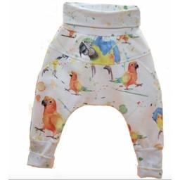 Little Yogi Little Yogi - Pantalons Évolutifs Perroquet/Parrot Evolutive Pants