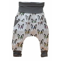 Little Yogi Little Yogi - Pantalons Évolutifs Petit Chien/Little Boston Evolutive Pants