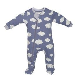 Zippy Jamz Zippy Jamz - Pyjama à Pattes/Footie, Nuages/Sleepy Clouds