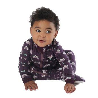 Zippy Jamz Zippy Jamz - Pyjama à Pattes/Footie, Renard/Quiet Fox
