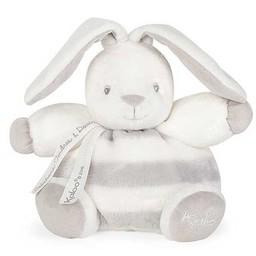 Kaloo Kaloo - Pastel, Petit Lapin Gris Bébé/Bebe Small Grey Rabbit