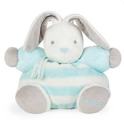 Kaloo Kaloo - Lapin Moyen Bleu Bébé Pastel/Bebe Pastel Medium Blue Rabbit