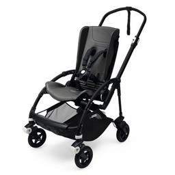 Bugaboo Bugaboo Bee5 - Base pour Poussette, Noir/Base for Stroller, Black