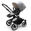 Bugaboo Bugaboo Buffalo - ÉDITION LIMITÉE CLASSIQUE+, Base et Habillage pour Poussette Buffalo, Mélange de Gris/CLASSIC+ LIMITED EDITION, Base and Tailored Fabric Set for Bugaboo Buffalo Stroller, Grey Melange