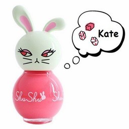 SHU-SHU KIDS SHU SHU-Vernis à Ongles Pelable/Peelable Nails Polish, Kate