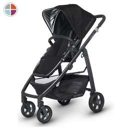 UPPAbaby *Uppababy Cruz 2016 - Poussette/Stroller, Base Noir/Black