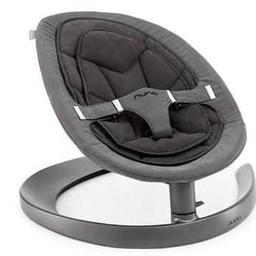 Nuna Nuna - Balançoire Leaf Curv/Leaf Curv Baby Seat, Cendre/Cinder