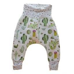 Little Yogi Little Yogi - Pantalon Évolutif Petit Cactus/Little Cactus Evolutive Pants