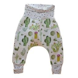 Little Yogi Little Yogi - Pantalons Évolutifs Petit Cactus/Little Cactus Evolutive Pants