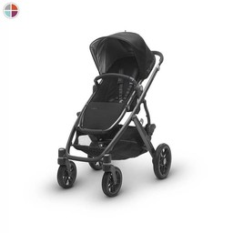 UPPAbaby UPPAbaby, Vista 2017 - Poussette Base Graphite/Stroller Graphite Frame