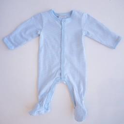 Coccoli *Pyjama à Pattes Rayé de Coccoli/Coccoli Striped Footie