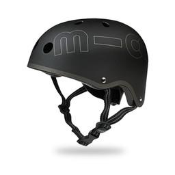 Kickboard Canada Kickboard - Casque de Trottinette/Scooter Helmet, Noir/Black, Petit/Small