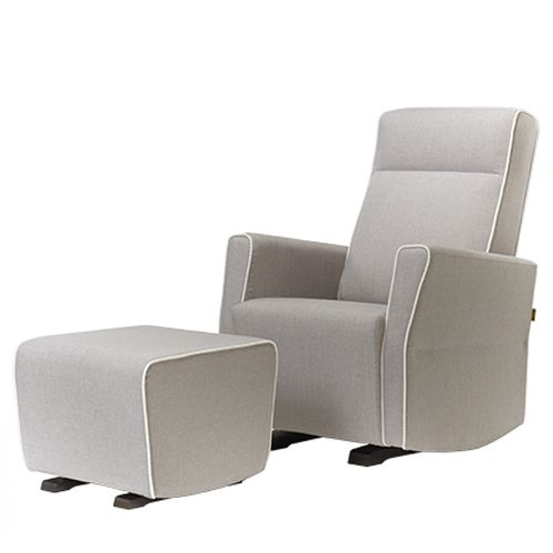 Simple chaise ber ante dutailier fauteuil ber ant for Chaise bercante allaitement