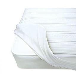 Baby's Journey Drap de Protection pour Matelas IComfort de Serta/Serta IComfort Premium Crib Mattress Pad, Rayé/Stripe