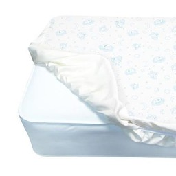 Baby's Journey Drap de Protection pour Matelas Perfect Sleeper de Serta/Perfect Sleeper Crib Mattress Pad