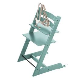 Stokke Stokke Tripp Trapp - Chaise Haute/High Chair, Bleu Aqua/Aqua Blue