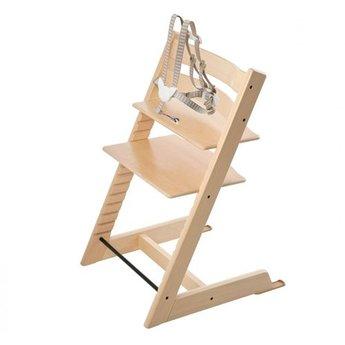 Stokke stokke tripp trapp chaise haute high chair naturel natural charlotte et charlie - Chaise haute tripp trapp ...