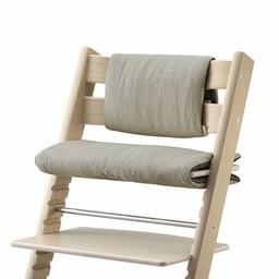 Stokke Stokke Tripp Trapp - Coussin pour la Chaise Haute /Cushion, Édition Limitée Reversible/Limited Edition Reversible