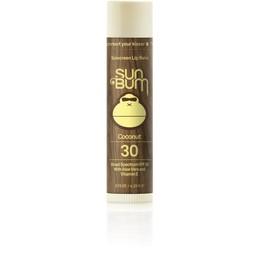 SunBum SunBum - Baume à Lèvre FPS 30/SFP 30 Lip Balm, Coconut