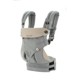 Ergobaby Ergobaby 360 - Porte-bébé/Baby Carrier, Gris/Grey