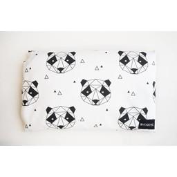 Maovic Maovic - Oreiller de Sarrasin/Buckwheat Pillow, Panda Geo