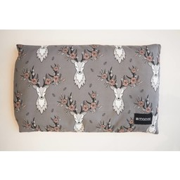 Maovic Maovic - Oreiller de Sarrasin/Buckwheat Pillow, Cerfs/Deers
