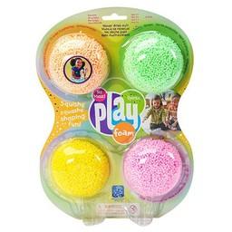 Playfoam Playfoam - Mousse Playfoam Brillants/Sparkle Playfoam - 4 Couleurs/ 4 Colors