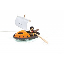 Plan Toys Plan Toys - Bâteau de Pirate/Pirate Boat