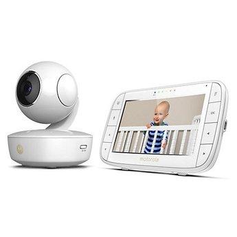 Motorola Motorola - Moniteur pour Bébé Portatif avec Caméra/Portable Video Baby Monitor