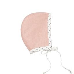 Bertille et Léon Bertille Et Léon - Bonnet Classique/Classic Bonnet, Rose/Pink