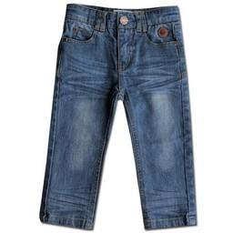 L&P L&P - Pantalon Jeans pour Enfants Style Skateboard/Skateboard Cut Kids Jeans Pants