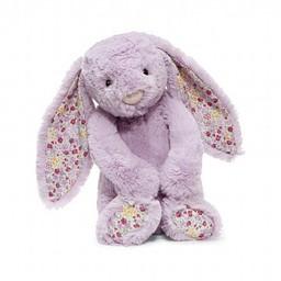 Jellycat Jellycat - Jasmine la Lapine Fleurie/Blossom Jasmine Bunny, Moyen/Medium