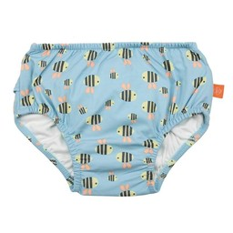 Lassig Lässig - Couche de Piscine/Swim Diaper, Bourdon/Bumble Bee