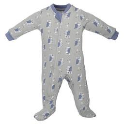 Zippy Jamz Zippy Jamz - Pyjama à Pattes/Footie, Hibou/Owl