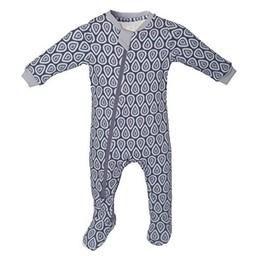 Zippy Jamz Zippy Jamz - Pyjama à Pattes/Footie, Rêve Bleu/Blue Dream