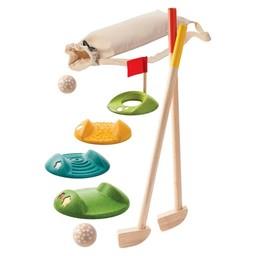 Plan Toys Plan Toys - Jeu de Mini Golf/Mini Golf Set