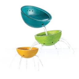 Plan Toys Plan Toys - Bols de Déversement/Fountain Bowl Set