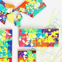Rue Tabaga - Crayons en Tablette/Tablet Pencils
