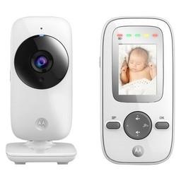 "Motorola Motorola - Moniteur Vidéo pour Bébé avec Écran 2""/Video Baby Monitor With 2"" Screen"