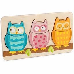 Le Toy Van Le Toy Van - Casse-Tête Hibou /Owl Puzzle