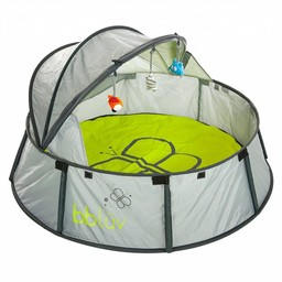 bblüv Lit de Voyage et Tente de Jeu Nidö Mini de bblüv/bblüv Nidö Mini Travel Bed and Play Tent
