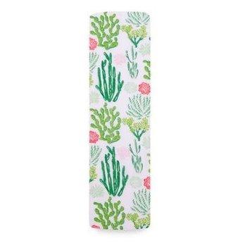 Aden + Anais Aiden et Anais - Couverture en mousseline de coton à l'unité/Single cotton muslin swaddle, Cactus