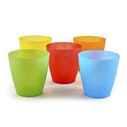 Munchkin Munchkin - Paquets de 5 Verres Multicolores/Pack Of 5 Multi Cup