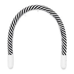 DockATot DockATot - Arche pour Jouets/Toy Bar, Rayé Noir et Blanc/Black and White Striped