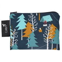 Colibri Colibri - Petit Sac à Collation/Small Snack Bag, Camping/Camp out