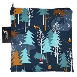 Colibri Colibri - Grand Sac à Collation/ Large Snack Bag, Camping/Camp