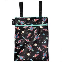 Colibri Colibri - Sac Imperméable/Double Duty Wet Bag, Fusée/Rockets