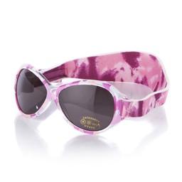 Baby Banz *Baby Banz - Lunettes de Soleil Retro/Retro Sunglasses Rose/Pink Bébé/Baby
